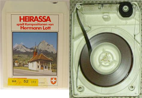 cassetta stereo 8 il nastrone akai cr81d stereo 8