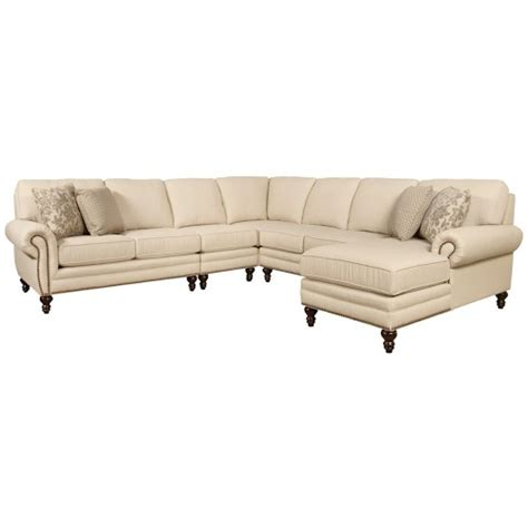 Colders Sectionals by Amix Seven Seat Sectional Sofa With Right Side