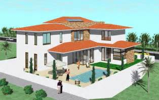Modern Mediterranean House Plans Modern Mediterranean House Plans Kitchencoolidea Co Colour