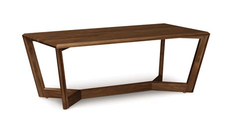 Modern Furniture Design walnut coffee tables mscape modern interiors