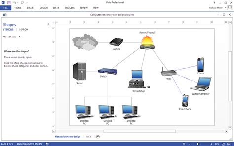 visio detailed network diagram template cloud computing architecture diagrams cisco wan cisco