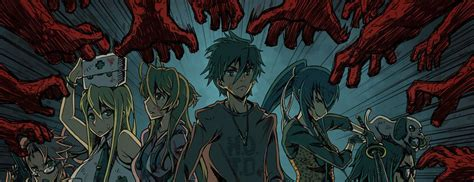 anime zombie terbaik 10 anime bertema zombie paling epik kincir