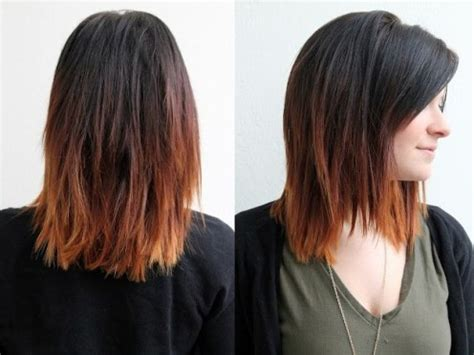 short dark ombre hair color 38 pretty short ombre hair you should not miss styles weekly