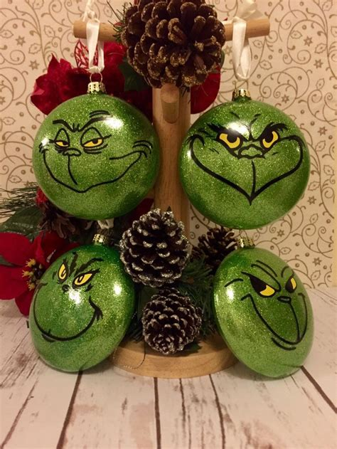 printable grinch ornaments 17 best images about christmas inspiration on pinterest