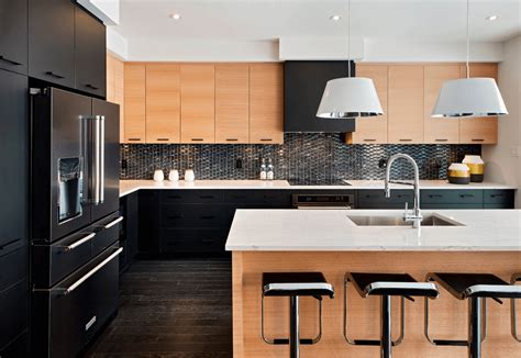 Black Kitchen Ideas by Step Out Of The Box With 31 Bold Black Kitchen Designs