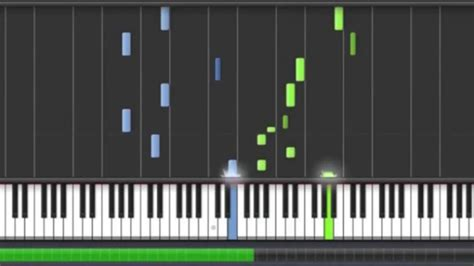 youtube tutorial river flows in you yiruma river flows in you piano tutorial synthesia 100