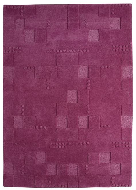 mat the basics miami area rug fuchsia