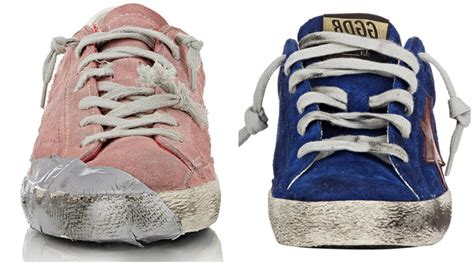 designer sneakers you ll be baffled by the price tag of these distressed