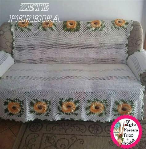 capa de sofa de canto em croche 24 melhores imagens sobre manta para sof 225 no pinterest