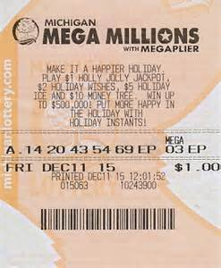 Detroit man wins 1 million mega millions prize from michigan lottery