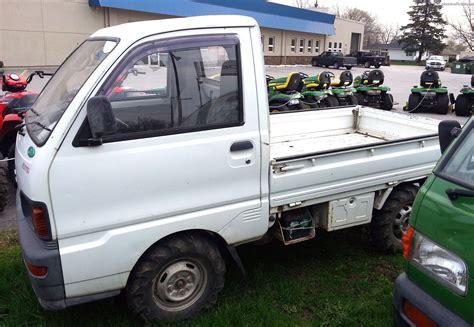 mitsubishi mini truck trucks deere machinefinder