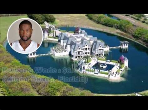 luxury top 10 most expensive mansion house of nba players