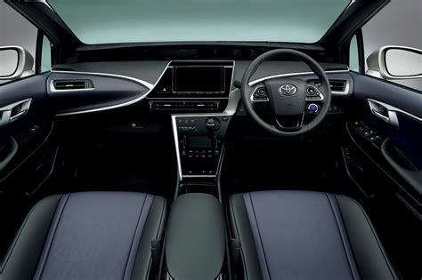 Toyota Interior by Toyota Mirai Exterior And Interior Design Toyota