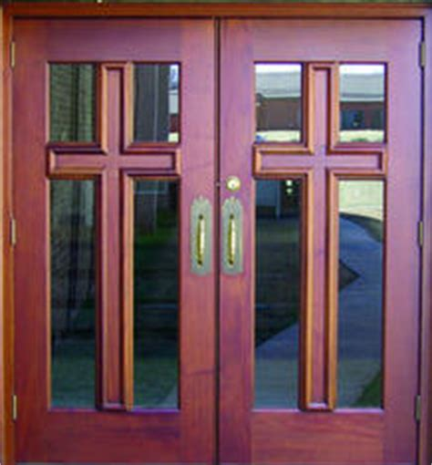 Church Exterior Doors Designer Front Exterior Entry Doors Wooden