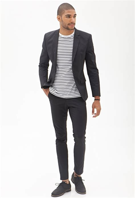 Whitebrownblack Stripe Casual Top 24544 17 best images about morning classic on blazers shoulder bags and brown leather