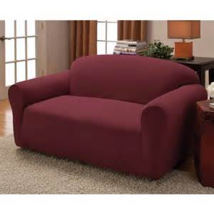 walmart slipcovers stretch sensations crossroads slipcover walmart