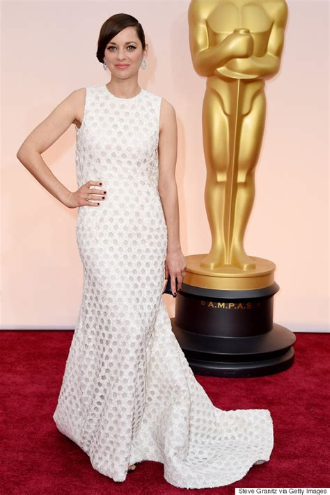 Oscars Carpet Marion Cotillard by Marion Cotillard S Oscar Dress 2015 Is Even More