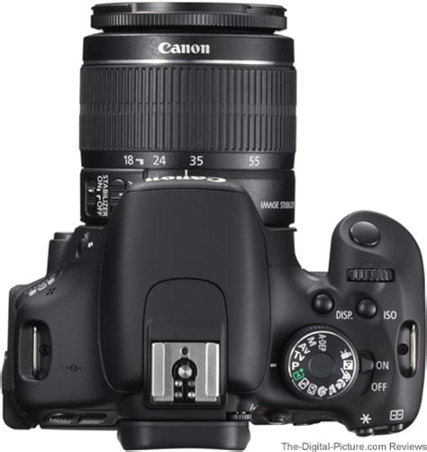 top canon canon eos rebel t3i 600d review
