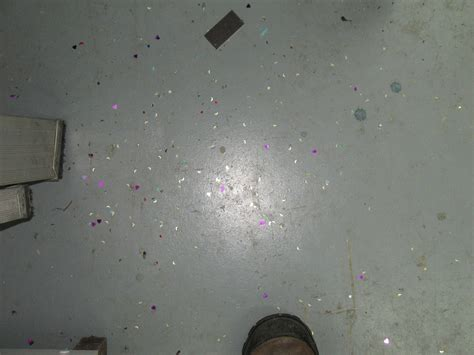 Glitter On The Floor by Bookplates For The Papertrail Library The Papertrail