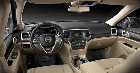 jeep grand cherokee interior 2015 2016 grand cherokee specs design release date suvs