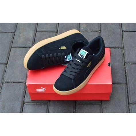 Sepatu Sneakers Suede branded sepatu sneakers import pria suede elevenia