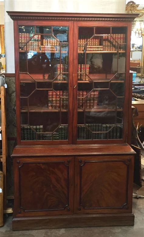 mahogany bookshelves for sale large bookcase of mahogany for sale at 1stdibs