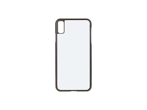 iphone xr cover plastic black bestsub sublimation