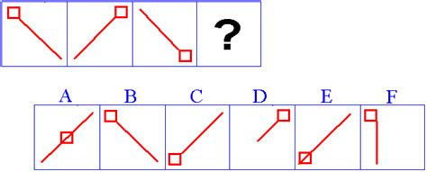 pattern sequence iq test practice img