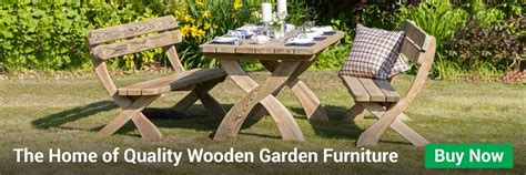 Garden Of Quality Quality Wooden Garden Furniture From Garden Furniture Land