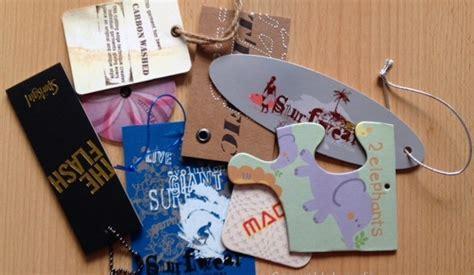 swing tag maker uk woven clothing labels supplier designer labels cotton