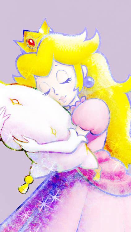 princess peach wallpaper tumblr