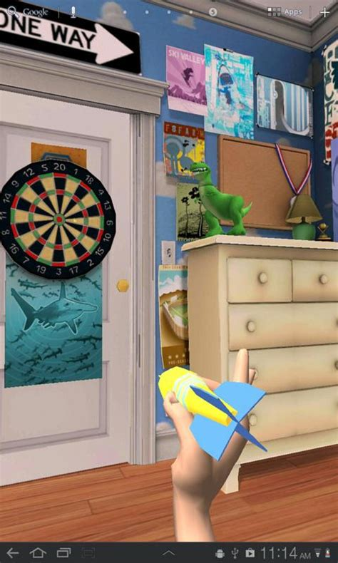 toy story andys bedroom disney releases toy story andy s room lwp lets you