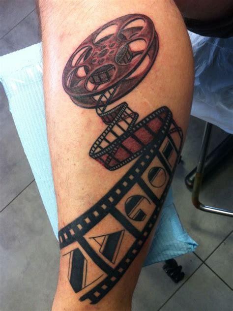 film reels tattoos google search single  tattoo