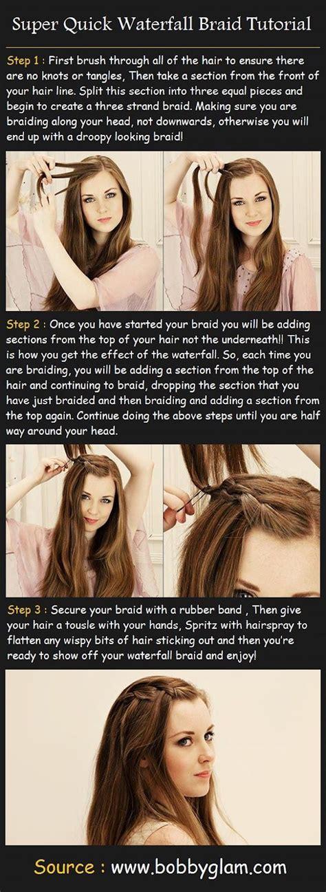 15 braided bangs tutorials easy 25 best braided bangs tutorial ideas on