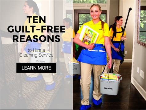 reasons for a service 10 guilt free reasons to hire a cleaning service the