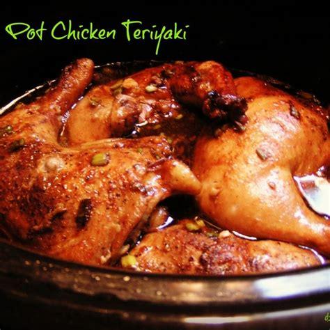 crock pot chicken teriyaki recipe garlic chicken