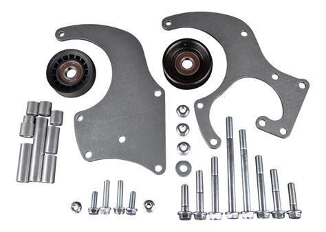 ict billet ls swap accessories  complete  engine swap