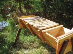 Top Bar Beehive Plans Earth News by Keeping Bees Using The Top Bar Beekeeping Method