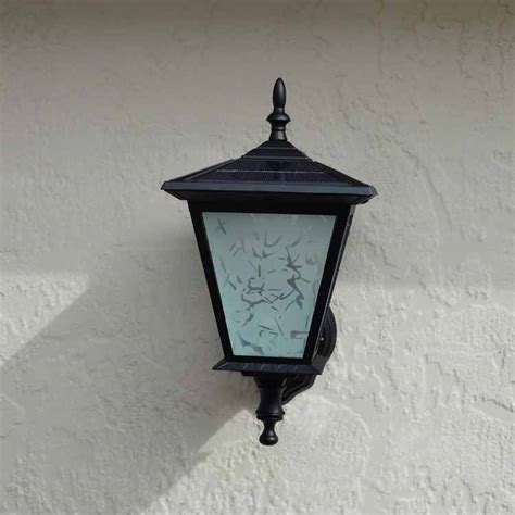 wall mount solar light wall mount solar light galaxy by free light great solar