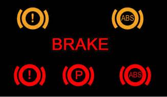 Brake System Dashboard Warning Light Dodge Ram 1994 Present Warning Lights Dodgeforum