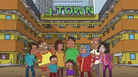 film kartun anak di global tv yuk kenalan dengan serial animasi j town the simpsons