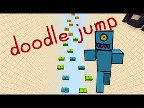 minecraft mini doodle jump doodle jump bonus mystery figure opening ser
