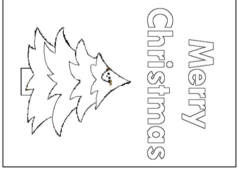 coloring pages for christmas cards christmas cards templates 2 coloring kids