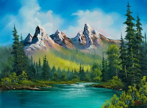 bob ross painting 17 best ideas about bob ross paintings on bob