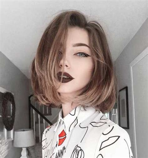 cute hairstyles with straightener best 25 short hair ideas on pinterest hairstyles short