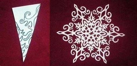 How To Make Snowflake Decorations Out Of Paper - crafts 12 gorgeous paper snowflake designs