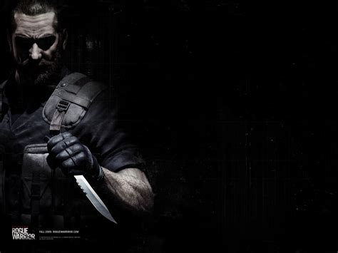 sog wallpaper what knife is the rogue warrior carrying
