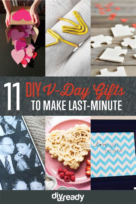 last minute valentines gift 10 last minute diy s day gifts diy tutorials