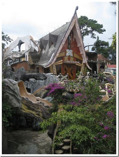 crazy house craziest architecture crazy house spooky tree house hotel in vietnam