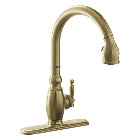 kitchen faucet outlet touchless kitchen faucet bronze the clayton design